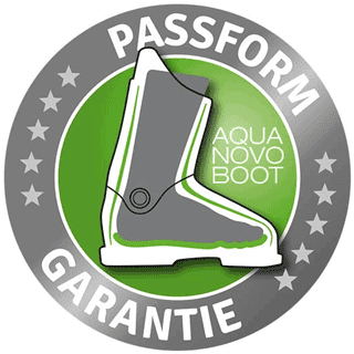 AquaNovoBoot - Passform Siegel